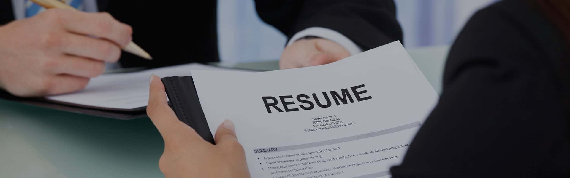 How to Write a Professional Resume – [2019 updated] Guide