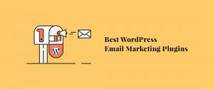 Best WordPress Email Marketing Plugins for [2020]