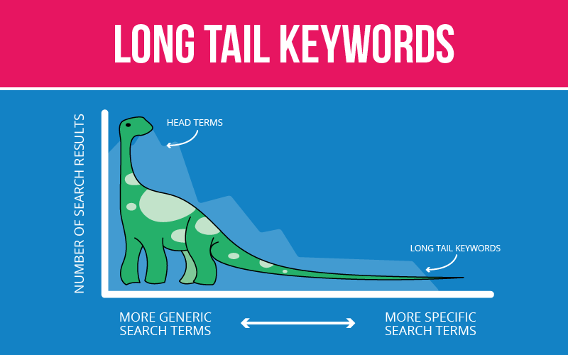 Reasons & How You Need to Focus on Long-Tail Keywords for SEO