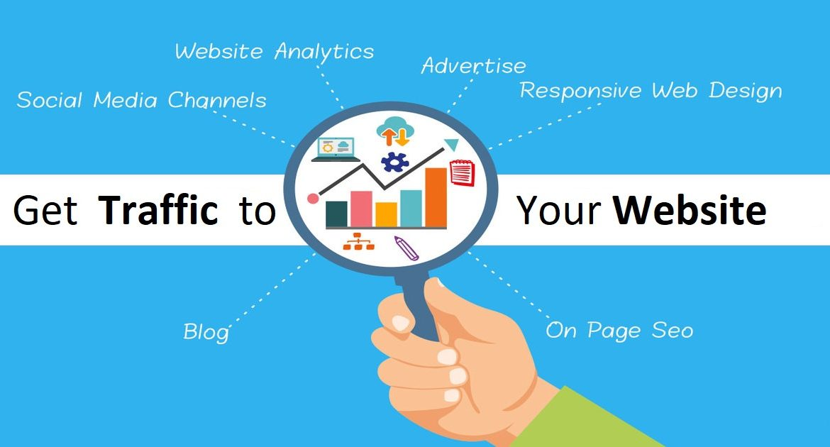 Best Ways to Increase Website Traffic [Follow 2020 Guide!] 🔥