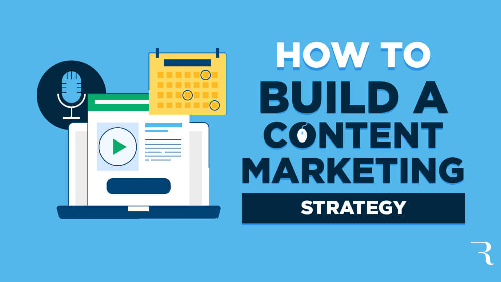 built your content marketing strategy